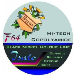 Vlasec Byron Ysato Black Nickel Line