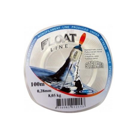 Vlasec plavaná FLOAT LINE 100 m 0,20 mm