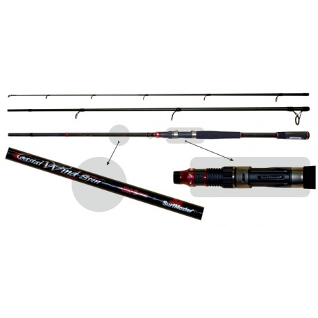Prut SURF MASTER 3086 FORWARD, IM 9, 360 cm, 15 - 50 g