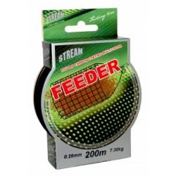 Vlasec monofilní FEEDER MULTICOLOR 0,22 mm