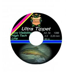 Vlasec Byron Ultra Tippet - 0,10 mm