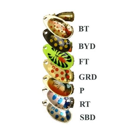 Třpytka rotační - Byron Cyclon 1 - 4 g, SBD