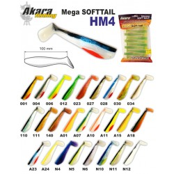Ripper Akara Mega SOFTTAIL HM4 140