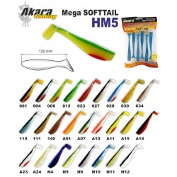 Ripper Akara Mega SOFTTAIL HM5 001