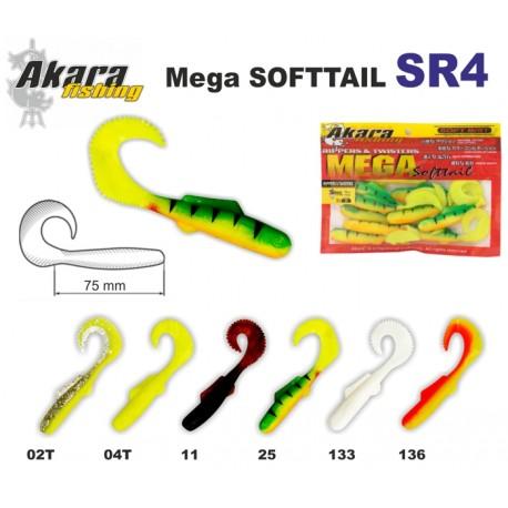 Twister Akara Mega SOFTTAIL SR-4, 04T