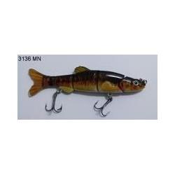 Wobler Byron Natural Slim, 9g, 10 cm, MN