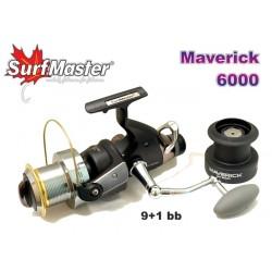 Naviják s volnoběžkou Surf Master MAVERICK MA-6000