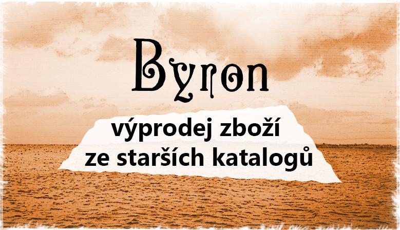 Výprodej Byron